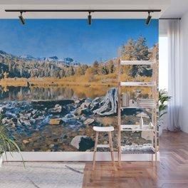 Lake Tahoe Wall Mural