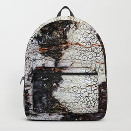Tree bark naural pattern 2 Backpack