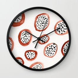 Meditation 70 Wall Clock