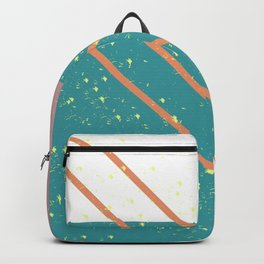 naive texture 2 Backpack