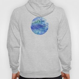 Atlantic Waves Hoody