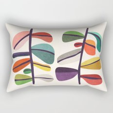 Plant specimens Rectangular Pillow