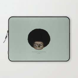 """I am no longer accepting the ... (Angela Y. Davis) Laptop Sleeve"