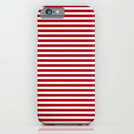 Patriotic Pattern | United States Of America USA iPhone Case