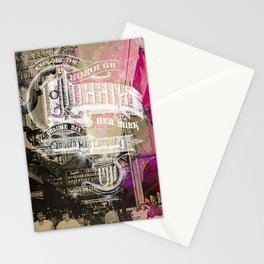 In Queens Vintage Stationery Cards