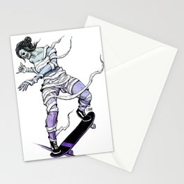 Mummy Grind Stationery Cards