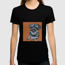 Frankie the Schnoodle T-shirt