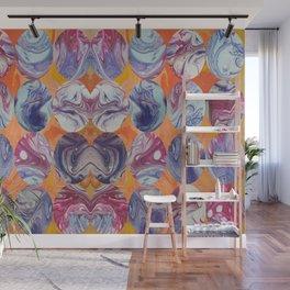 Marbles on My Floor Wall Mural