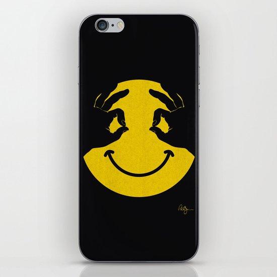 Make You Smile iPhone Skin