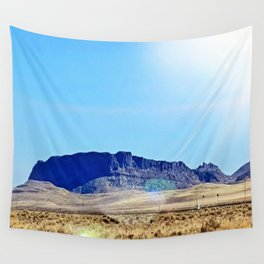 Nevada Plateau Wall Tapestry
