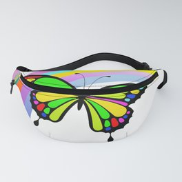 Butterfy Fanny Pack