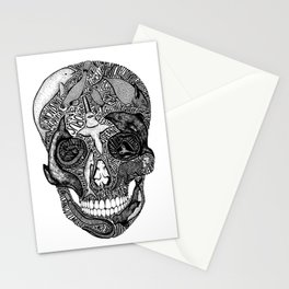'Death of the Oceans' by Sarah King Stationery Cards