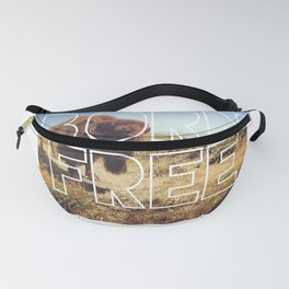 Born Free Fanny Pack