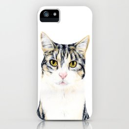 Little cat Harry iPhone Case