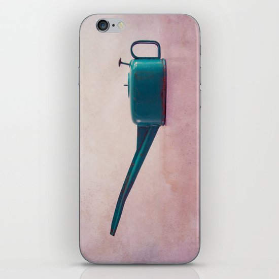 oilcan iPhone & iPod Skin