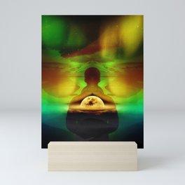 Lucid Dream of Isolation Mini Art Print