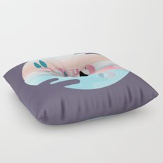 Pool Party Floor Pillow