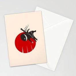 LITTLE NINJA STAR Stationery Cards