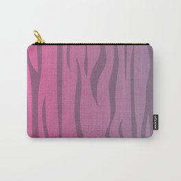 Design lines, pink Geom. Carry-All Pouch