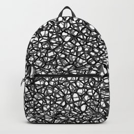 staklo (grays) Backpack