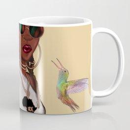 Hummingbird Groove Coffee Mug