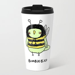 Bumblebird Travel Mug