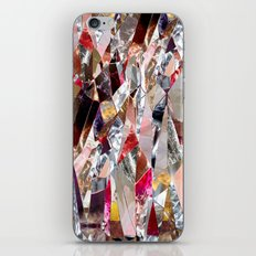 Crystal madness iPhone & iPod Skin
