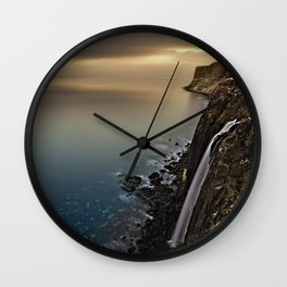 Don't Be Afraid Wall Clock
