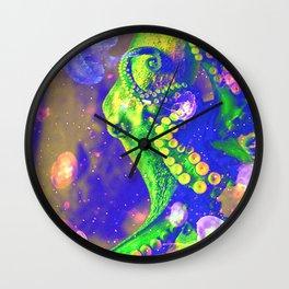 Zero Gravity Wall Clock