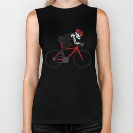 Calavera cycling Biker Tank