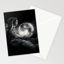 Moon Play Stationery Cards