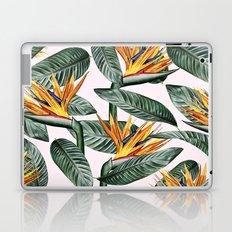 Bird Of Paradise Pattern #society6 #decor #buyart Laptop & iPad Skin