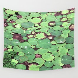 Nymphaeaceae Wall Tapestry