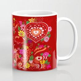 Valentine Be Mine! Love Sign Coffee Mug