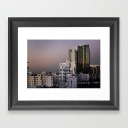 Shelborne Framed Art Print