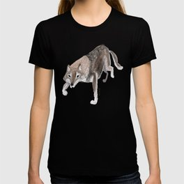 Totem Russian Wolf T-shirt