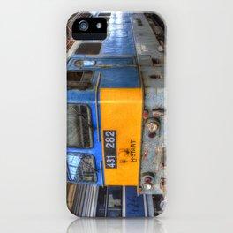 H-Start Train Keleti Station iPhone Case