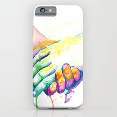 Holding Hands iPhone 6s Slim Case