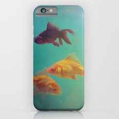 Three Fish More fish iPhone 6s Slim Case