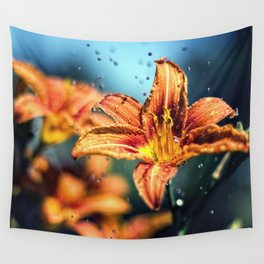 Lilien Wall Tapestry