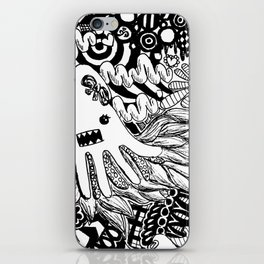 squid, redefined iPhone Skin