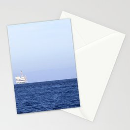 Oil Rig Stationery Cards