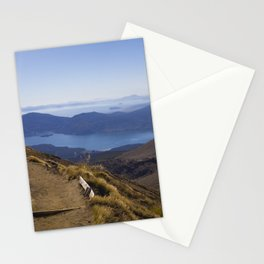 A long walk home - New Zealand Stationery Cards