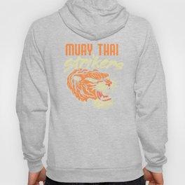 Muay Thai Strikers Tiger Kickboxing MMA Material Arts Judo Karate Gift Hoody