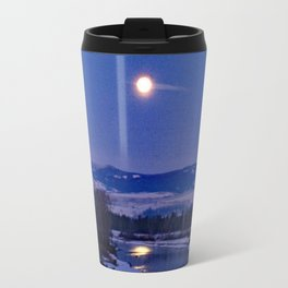 Bitterroot Moon Travel Mug