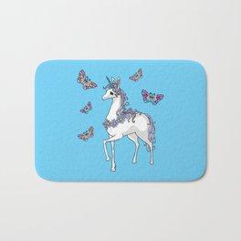 Cute Unicorn Bath Mat