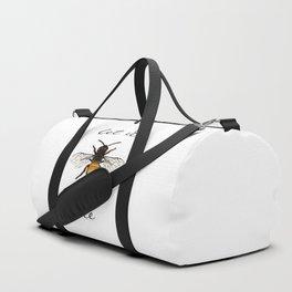 Let it Bee Duffle Bag