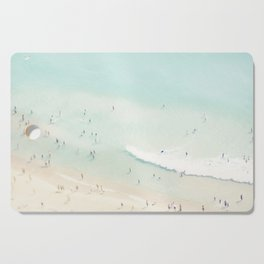 beach summer fun Cutting Board