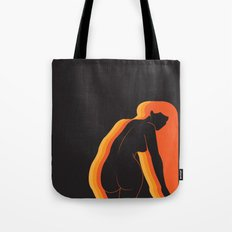 GET CHEEKY  Tote Bag