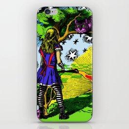 Starry Wonderland iPhone Skin